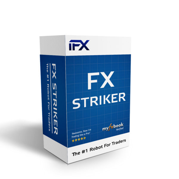 IFX ROBOT MASTER BOX FX STRIKER